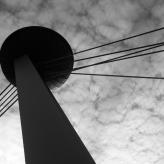 """© Ciklus: """"Minimalistička geometrija"""", Bratislava (2010) Autor: K.O."""